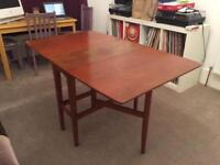 Vintage Foldable Table SOLD