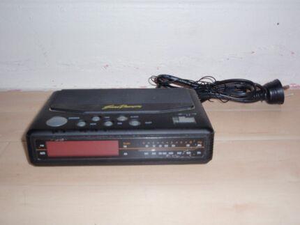 Sound Dimensions AM/FM Alarm Clock Radio Hunters Hill Hunters Hill Area Preview