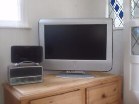"Television Sony LCD HD 32"" KLV-32M1. Freeview, good sound and picture"