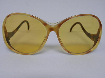 New Vintage B&L Ray Ban Sandia Ambermatic L9814 Butterfly Women Sunglasses USA