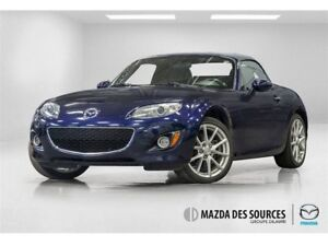 2011 Mazda MX-5 GS (6MT)**LIQUIDATION** (TOIT RIGIDE RETRACTABLE