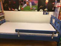 IKEA Kriter Children's bed with mattress
