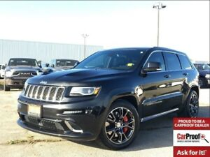 2015 Jeep Grand Cherokee SRT**SUNROOF**NAVI**BACK UP CAM**BLUETO