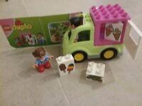 Duplo Ice Cream Van