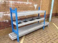 Bri Sto Van garage Steel Shelving
