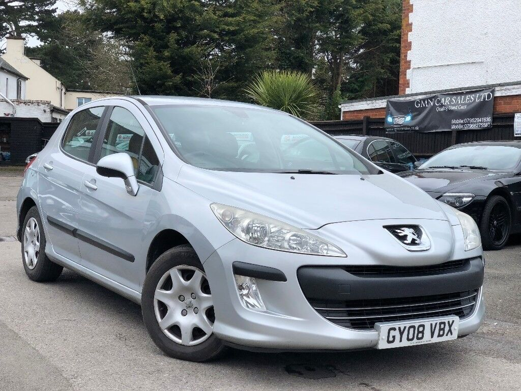 peugeot 308 1.6 hdi full service history 2 owners 12 months mot +