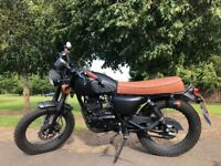 Mutt Mongrel 125cc Motorcycle (Learner Legal)