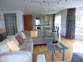 To Let Long Term 3 Bedroom Ground Floor Apartment with Excellent Sea Views