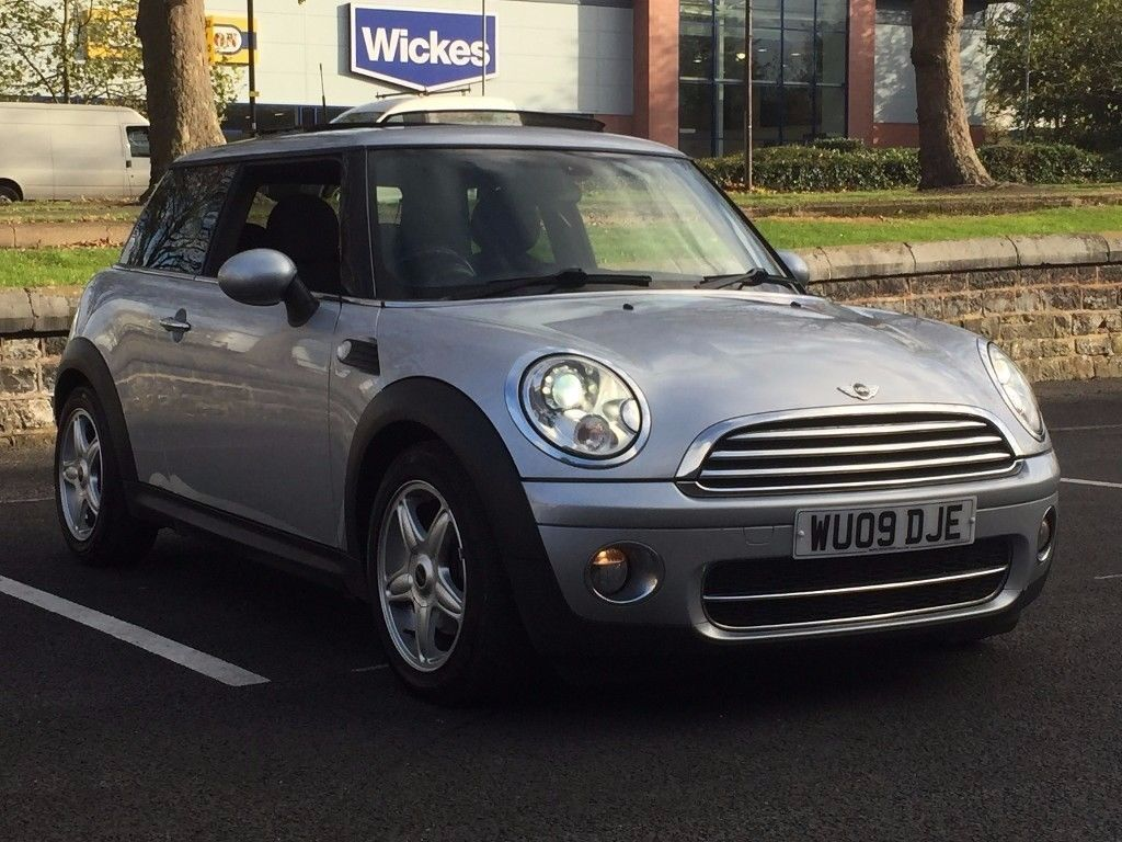 2009 MINI COOPER D AUTO * 1.6 DIESEL * PAN ROOF * SERVICE HISTORY * PART EX * DELIVERY *