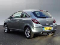 Vauxhall Corsa SXI (silver) 2013-09-23