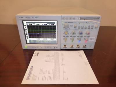Agilent 54832b 4 Channel 1ghz 4 Gsas Infiniium Oscilloscope - Calibrated