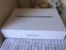 For Sale 13inch Macbook Air Box