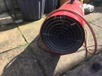 Devil 1250 space heaters