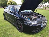 Seat Leon Cupra 180 turbo, 92k, fsh, long mot, offers?