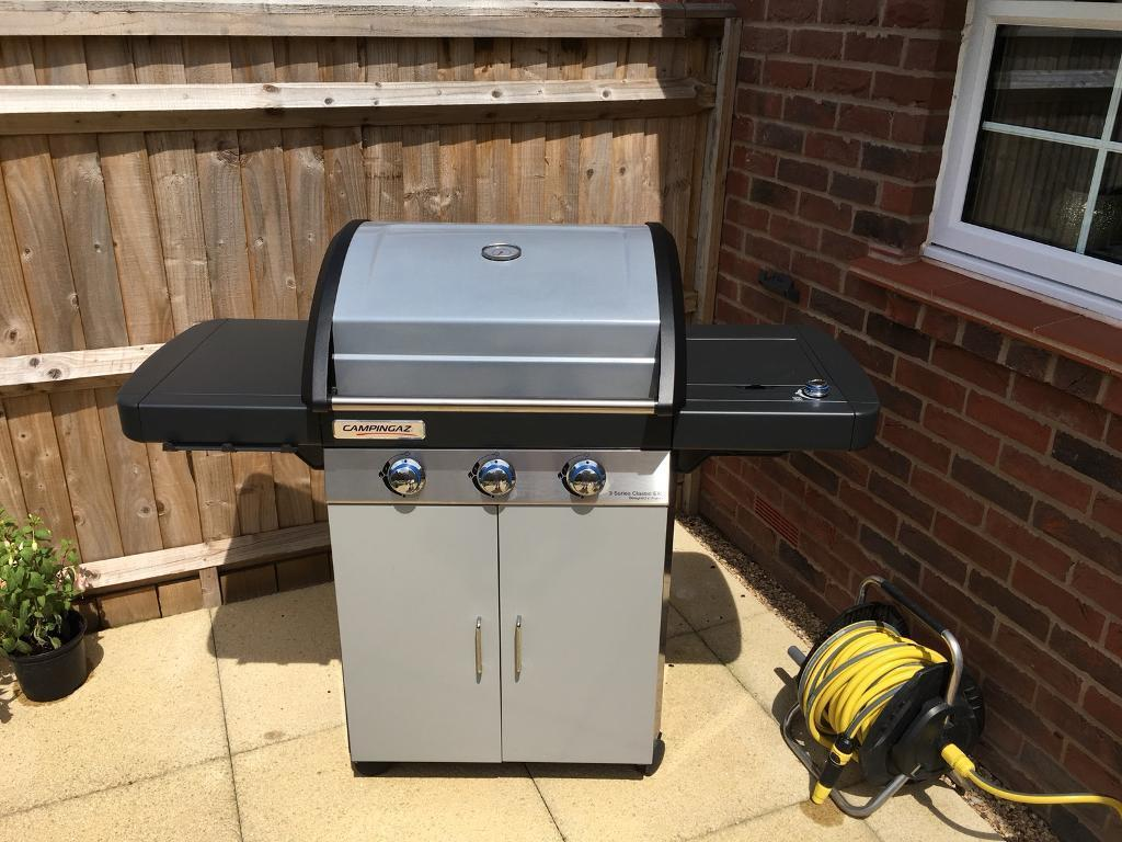 Campingaz 3 Series.Campingaz 3 Series Classic Exs Gas Bbq Barbecue In