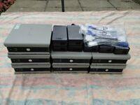 Dell mini desktop PCs x 7