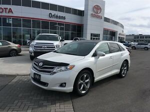 2014 Toyota Venza XLE/ LEATHER SEAT