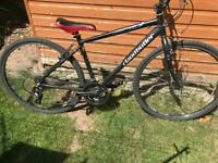 Claud butler urban 100 bike
