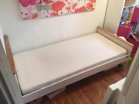 Free John Lewis Single Bed Frame