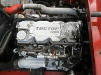 IVECO 75E17 TECTOR ENGINE 2002-2006, COMMERCIAL VEHICLE DISMANTLERS, ALL PARTS