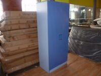 New Blue Childrens wardrobe With free local delivery