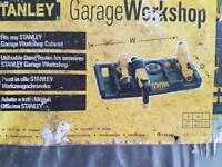 Stanley garage workshop tool tidy x 2