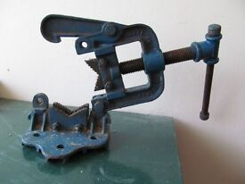 Woden No. 180/2 Plumbers Pipe Vice /Clamp.