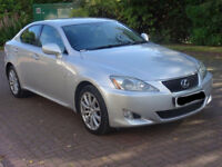 LEXUS IS 2.2 220D SE 4d 175 BHP FULL YEAR MOT ++ LEATHER TRIM ++