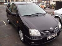Nissan Almera tino 1.8 petrol , Automatic, low mileage, excellent condition,