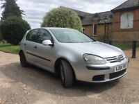 VW Golf 1.6FSI - 2 Owners from new - MOT until Oct '18