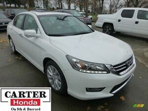 2013 Honda Accord Touring + TOP MODEL + CERTIFIED 6 YRS/120000KM