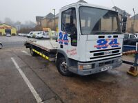 FOR SALE OR SWAP FORD IVECO RECOVERY READ BELOW!!