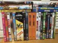 DVDs/CDs - £12 for all BASED IN PILNING