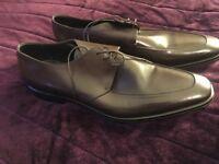 Executive Brown Hugo Boss Men's Shoe For Sale
