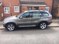 BMW X5 2004 Facelift 4.4i Petrol FSH