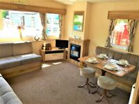 Absolutely Stunning ABI Summer Breeze 2014, Static Caravan / Holiday Home, Amazing Value, DG/CH