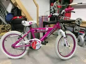 Girls Huffy Bike