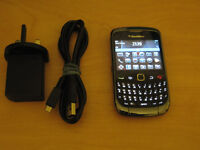 Blackberry Curve 9300 unlocked to all networks