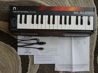 Midi Controller Keystation Mini 32II M-Audio ONLY £20!!!