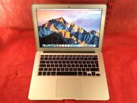 Macbook Air 13 inch A1466 1.3GHz Intel Core i5 4GB RAM 128GB 2013 + WARRANTY, NO OFFERS - L700