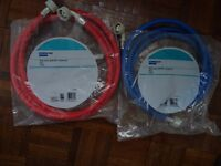 Washing Machine hoses.