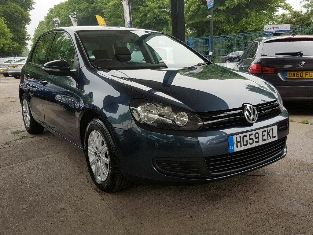 Volkswagen Golf 1 6 TDI S 5dr 2010 Service history WARRANTY, CARD  PAYMENTS,FAINANCE, CAR4YOU TODAY! | in Newport | Gumtree