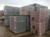 New Packs Of Thermalite Block/ Trench Block/ Engineering Bricks