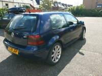 VW Golf gti 1.8 petrol 3doors