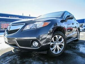 2014 Acura RDX Technolgy Package