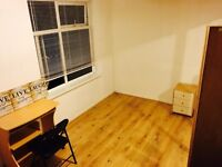Spacious Double Room to rent in Bow and Stratford City Zone 2