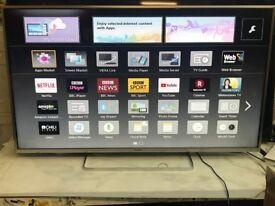 Panasonic TX-55AS740B Full HD 1080p Digital Smart 3D LED TV