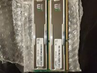 Muskin DDR3 Ram 4GB (2x2GB) matching pair