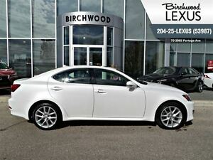 2013 Lexus IS 350 AWD Luxury w. Nav Pkg