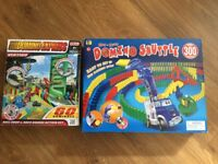 Domino Express & Dominio Shuttle